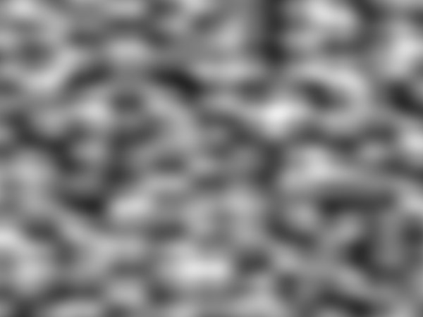 Perlin noise with modified permutation vector