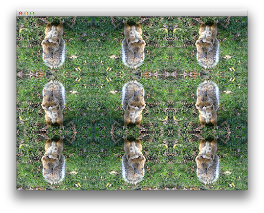 Texture wrapping mirrored repeat GL_MIRRORED_REPEAT