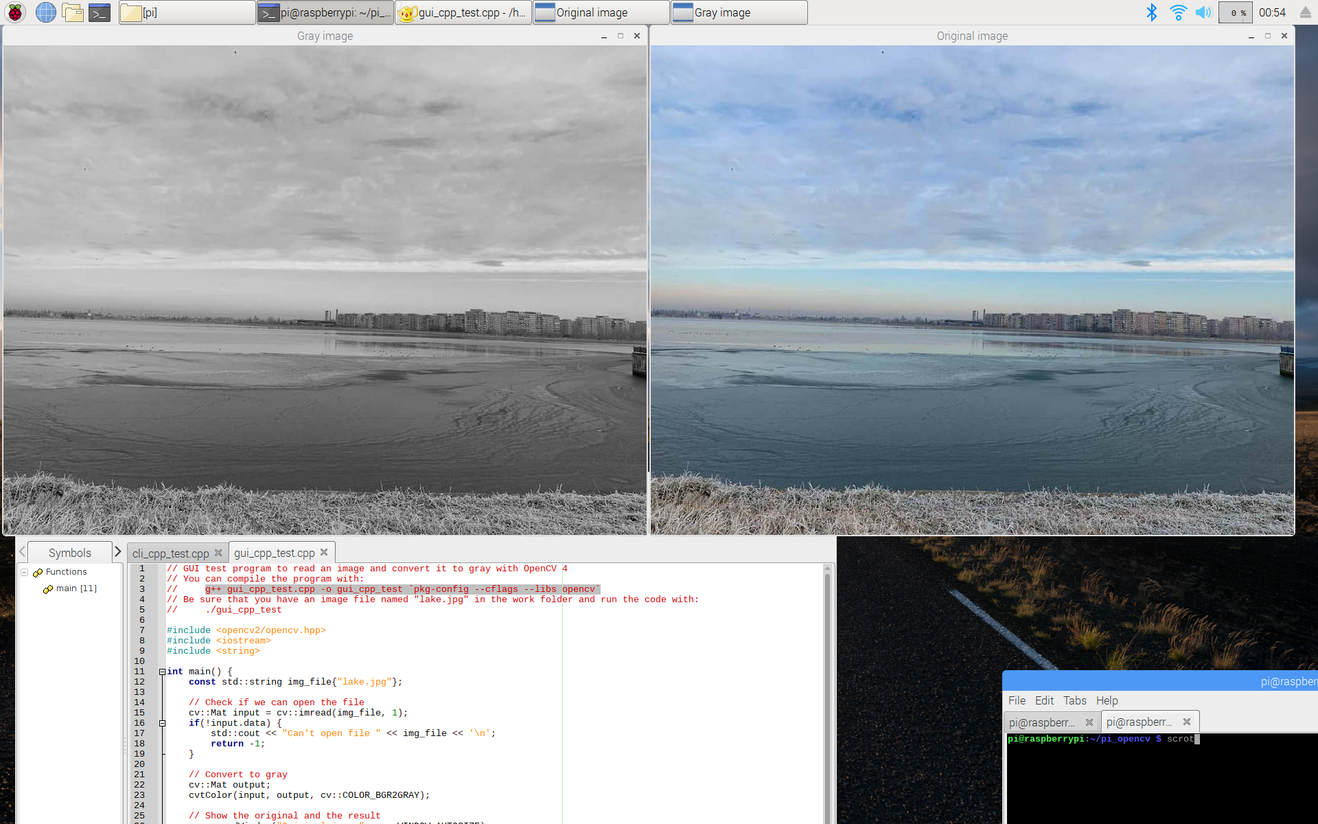 Cross compiling OpenCV 4 for Raspberry Pi and BeagleBone